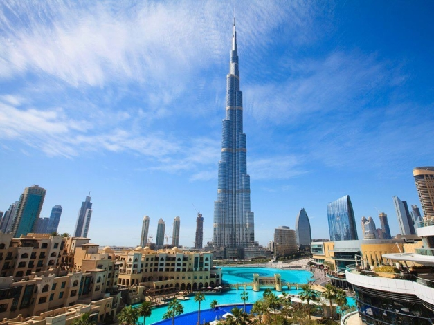 Burj Khalifa - Downtown Dubai - Destination My Dubai