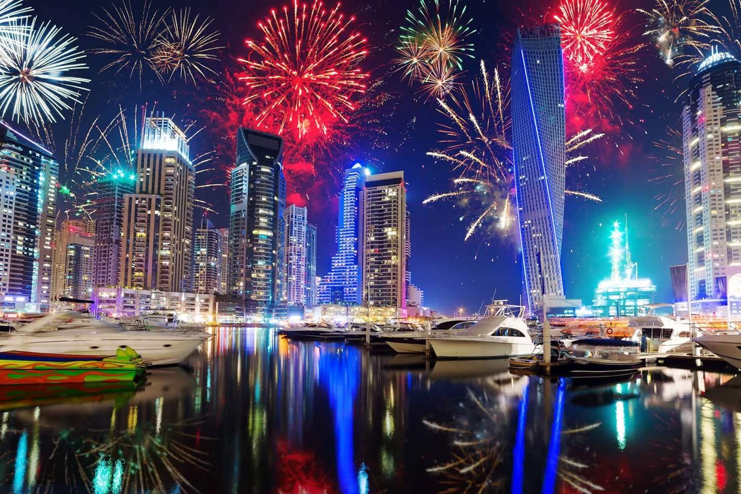 UAE counts down to its biggest fireworks display – Destination My Dubai